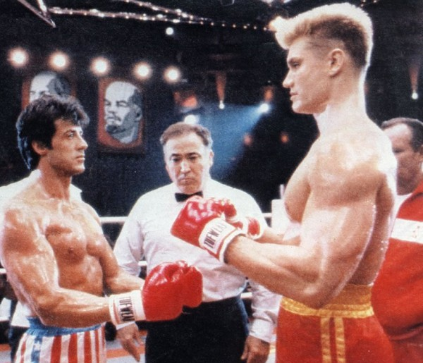 Rocky 4, Workout Movie Quotes