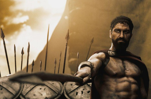Movie 300 - The Spartan workout
