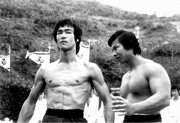 Bruce Lee Dragon