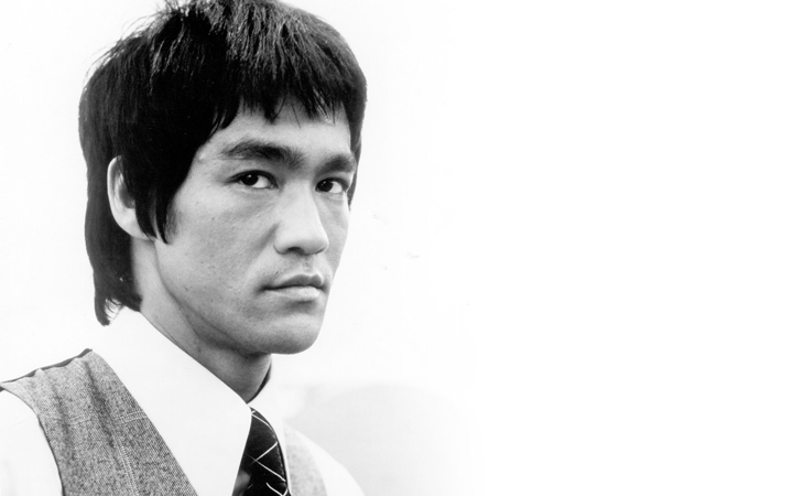 The Fit Body of Bruce Lee (gallery)