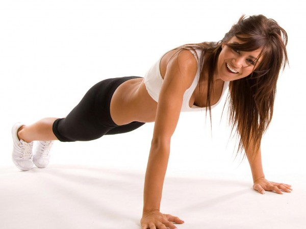 Firm body for powerful Push-Up