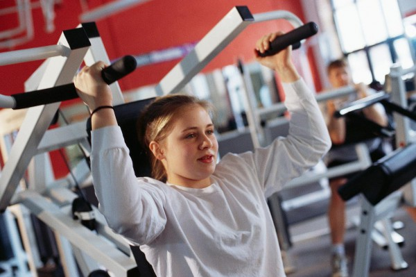 Health Clubs Favoring Younger People instead of seniors