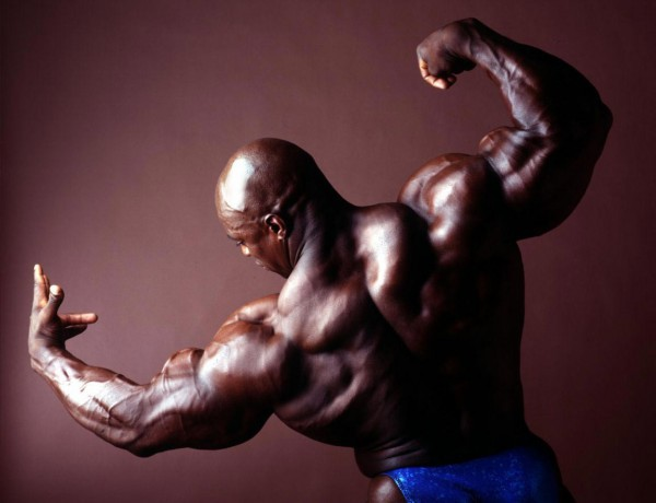 Ronnie Coleman, Back Muscles