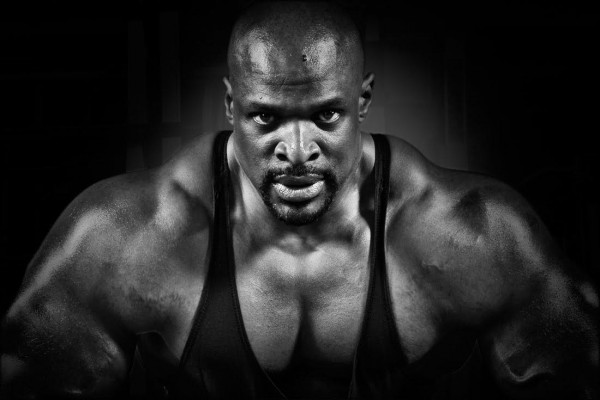 Ronnie Coleman's look
