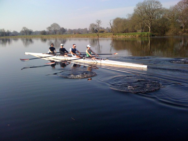 Rowing - a complete exercise for Seniors