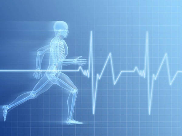 See Your Physician Before You Begin Exercising