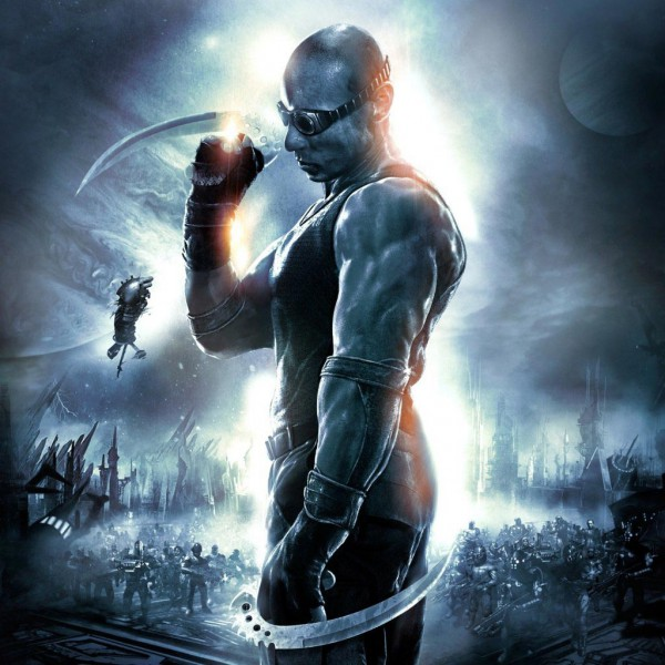 Vin Disel in The Chronicles Of Riddick
