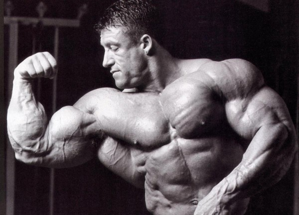 Dorian Yates – The Legend