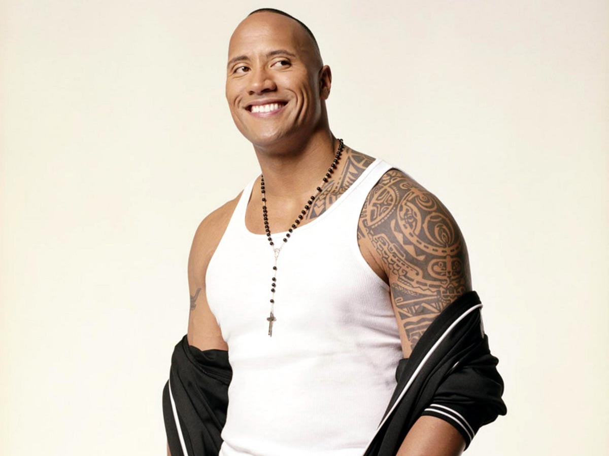 "Images Of Dwayne The Rock Johnson: Dwayne ""The Rock"" Johnson Workout And Nutrition Regime"