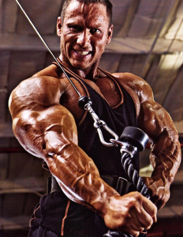 Michael Liberatore Triceps again, Bring it On