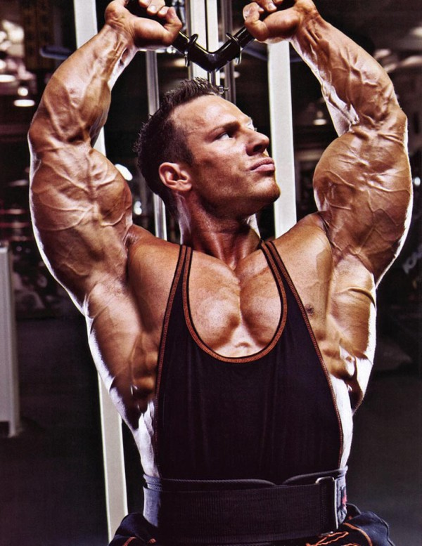 Michael Liberatore Another triceps exercise