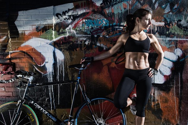 Fitness Babe - No limits to pedaling forward