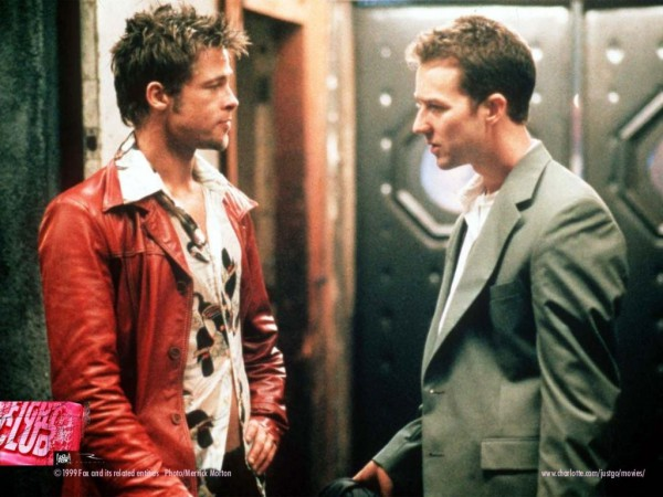 Brad Pitt fight club 04