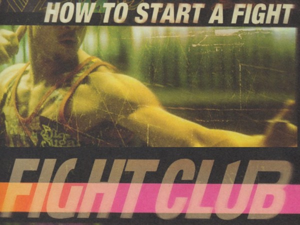 Brad Pitt fight club 06
