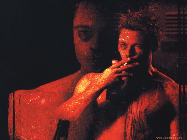 Brad Pitt fight club 07