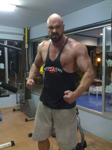 Conan Stevens Photo Gallery 06