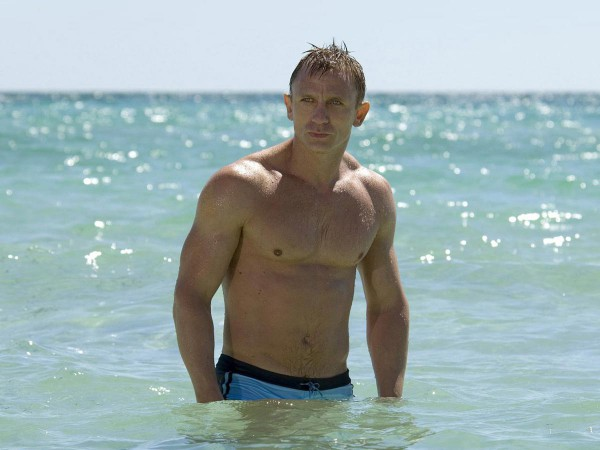 Daniel Graig – The James Bond Workout