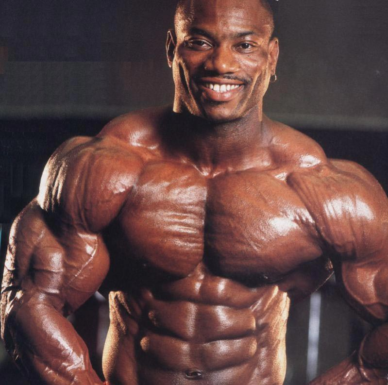 Dexter Jackson - Train Body and Mind