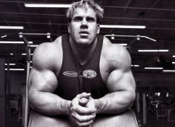 Jay Cutler – The Legend of Bodybuilding