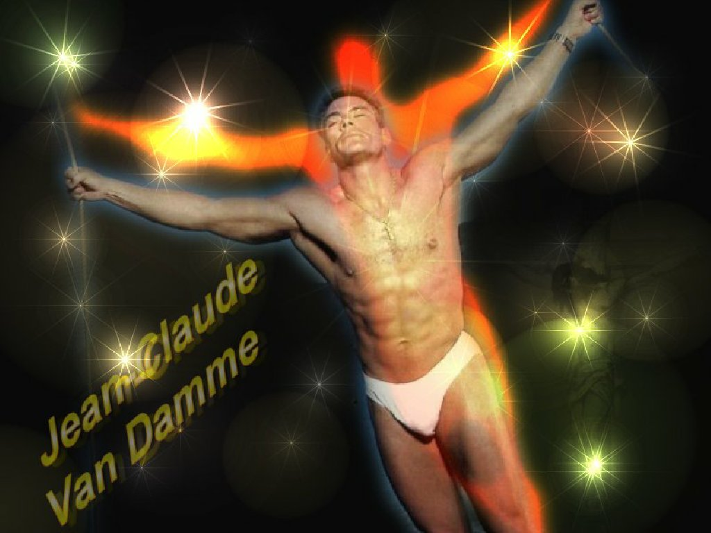 Jean-claude Van Damme - Images Hot