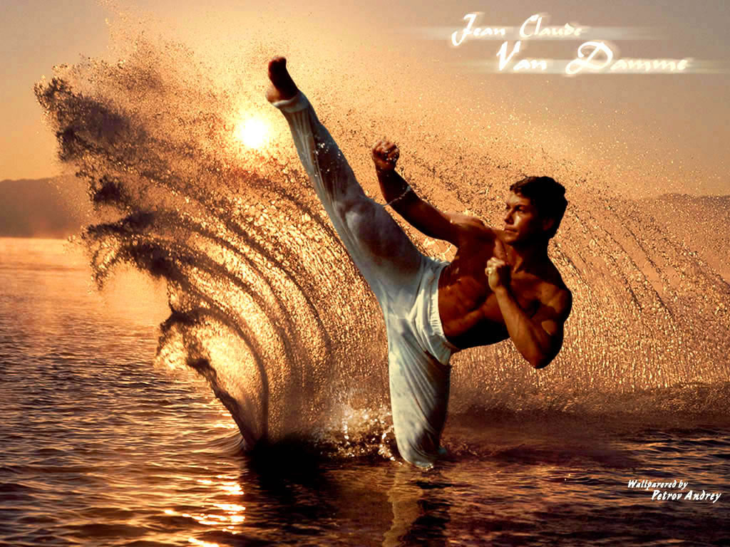 Jean-claude Van Damme - Photo Set
