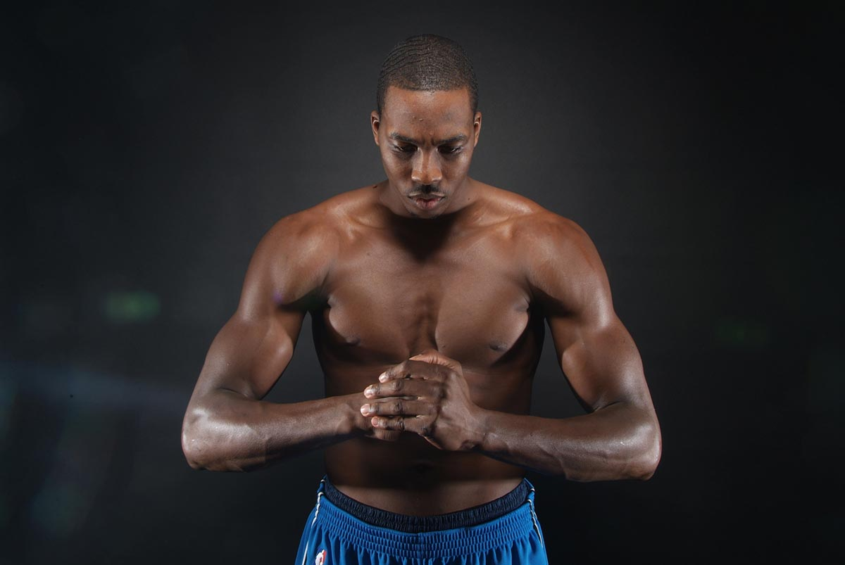 Dwight Howard Train Body and Mind