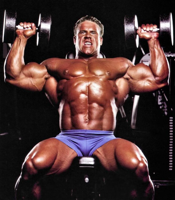 Jay Cutler – The Legend of Bodybuilding, part 2