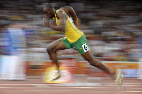 Usain Bolt, The Fastest Man in the World