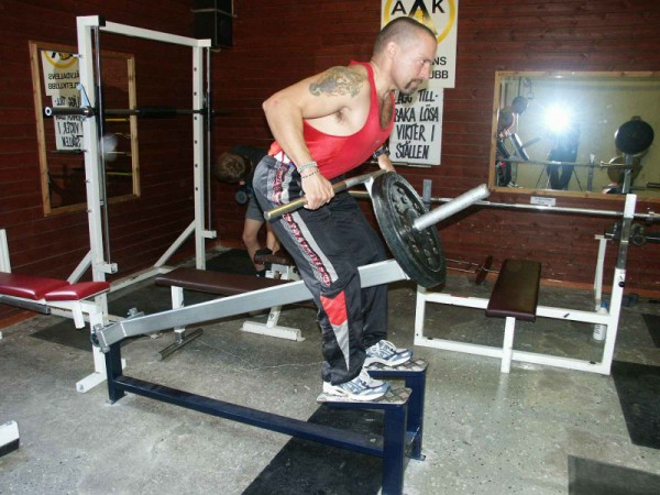 T-Bar Rows - Train Bod...T Bar Rows