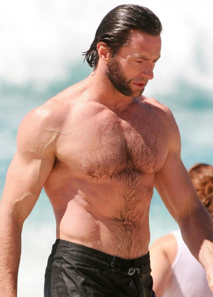 Hugh Jackman - Train Body and Mind