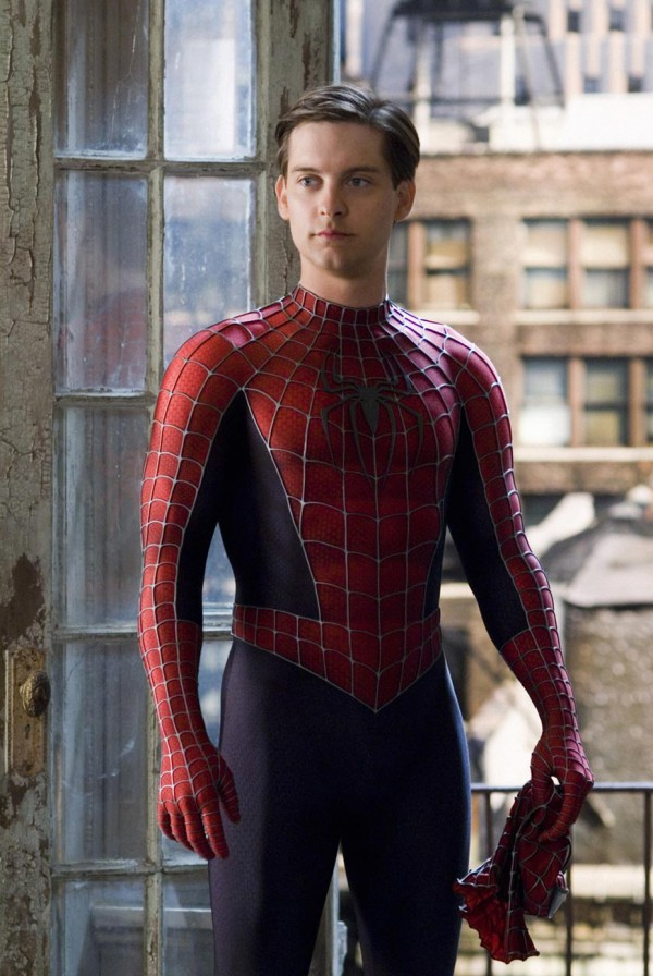 Tobey Maguire spiderman