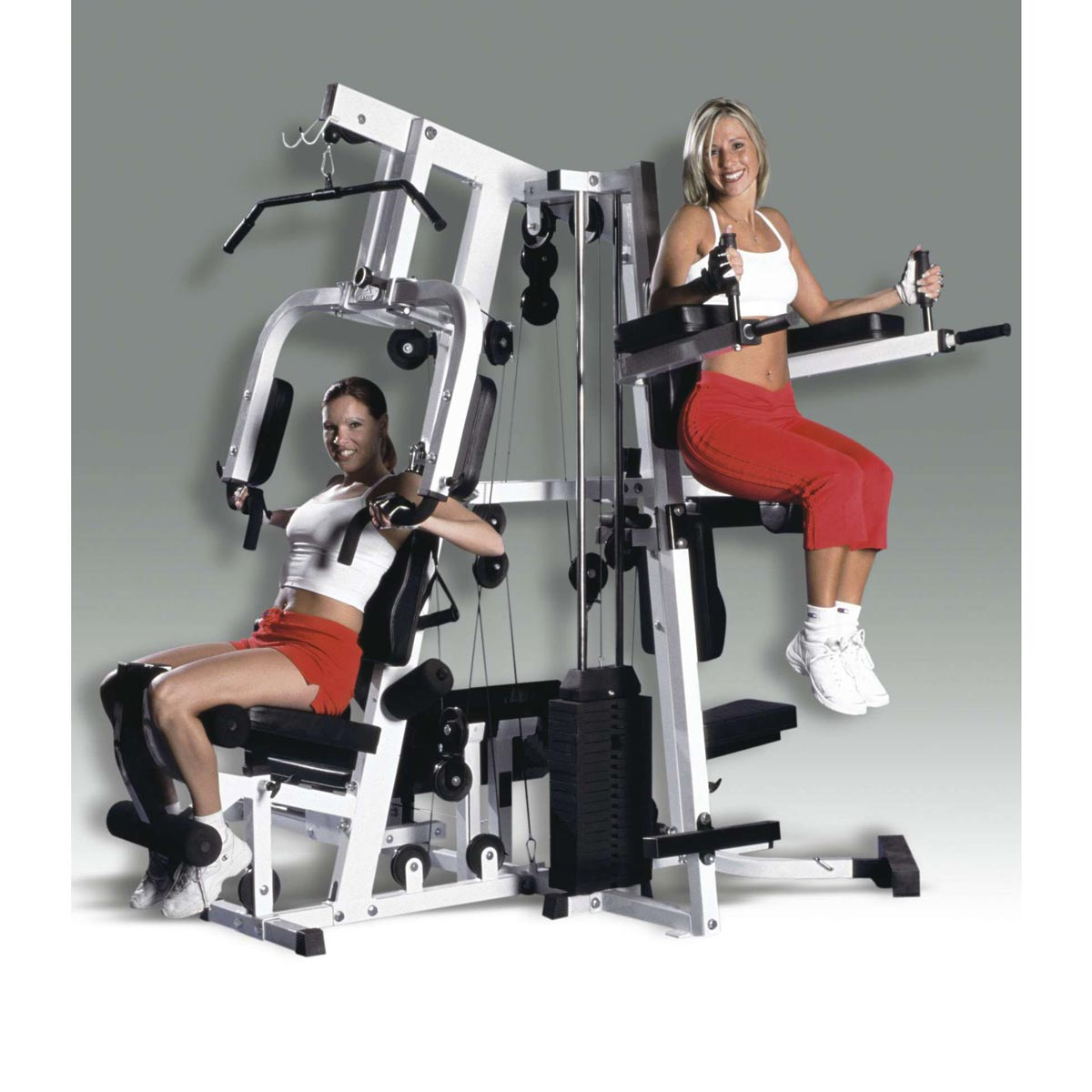 Different exercise machines at the gym good
