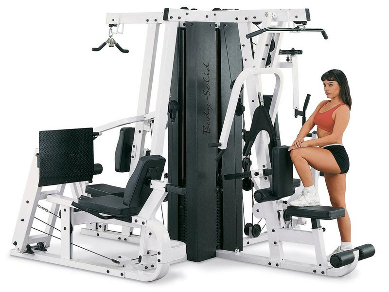 exercise workout machine