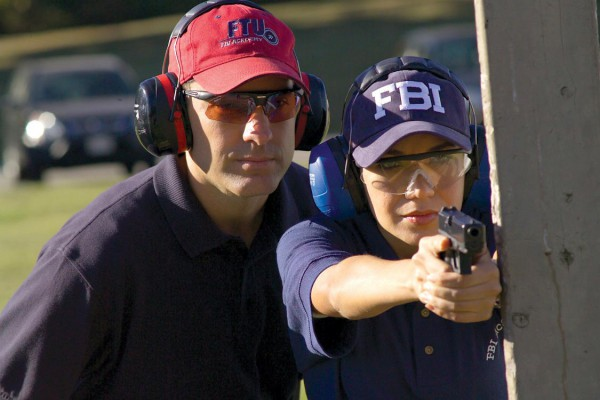 fbi agents train