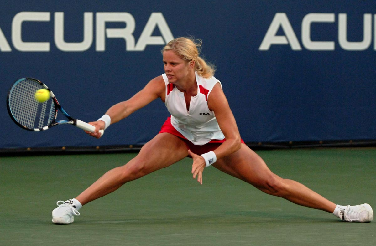 Kim Clijsters Train Body and Mind