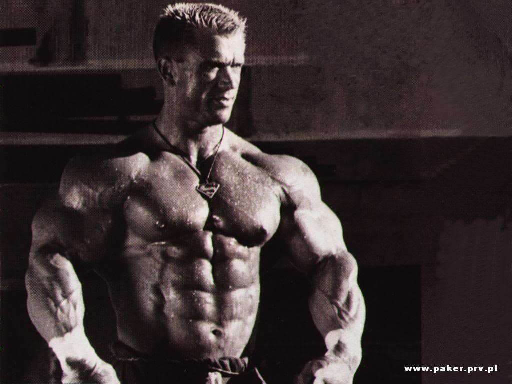 Lee Priest - Train Body and Mind