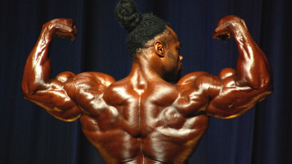 Kai Greene bodybuilder