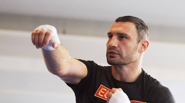 the klitchko brothers