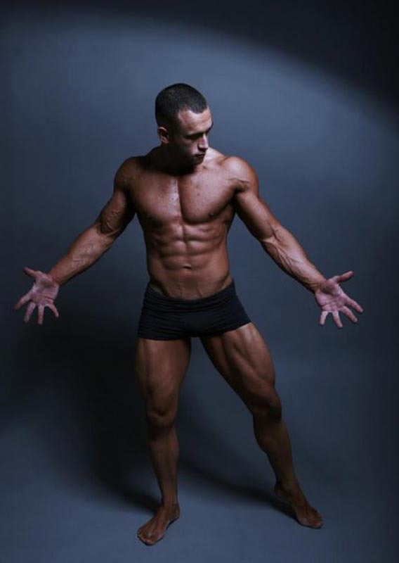 Matheo Perez fitness model