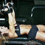 Chest Workout: Dumbbell Flyes