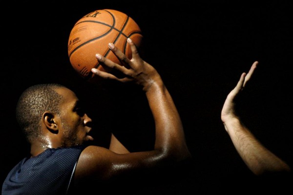 Basketball Training: Shooting tips