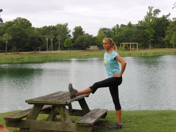 Stretches for Runners, part 1