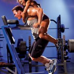 Chest Workout: Chest Dips