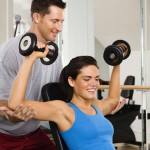 Why it is best to visit the gym without your significant other?