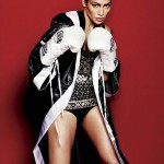 J-Lo's Boxing Style