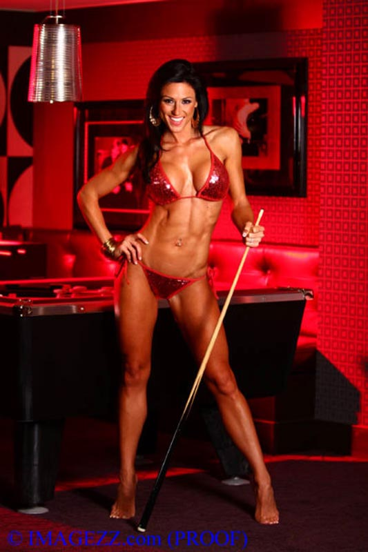 Mary Jarmolowich fitness model