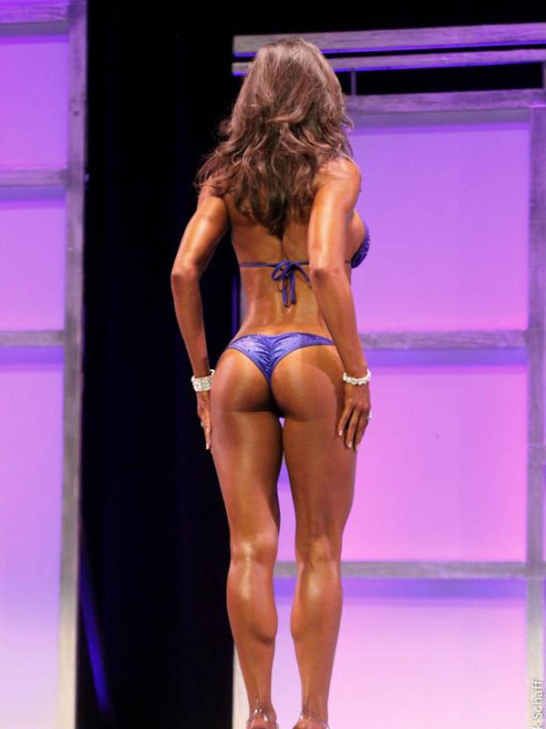 Jennifer Dietrick fitness model