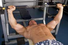 Chest Workout: Decline Bench Press