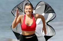Imogen Thomas in Bootcamp