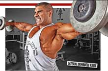 Shoulder: Dumbbell Lateral Raise